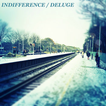 Indifference/Deluge cover art
