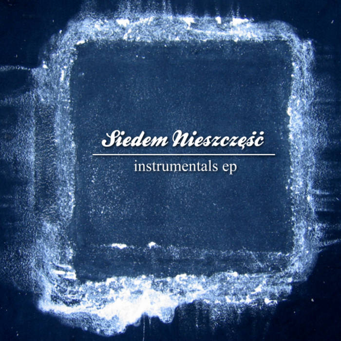 Instrumentals EP cover art