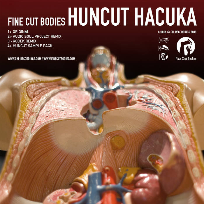 Huncut Hacuka cover art