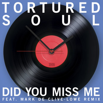 Did You Miss Me: feat Mark de Clive-Lowe Mix cover art