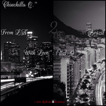 From LA 2 Brazil: With Love: {Vol. 1} cover art