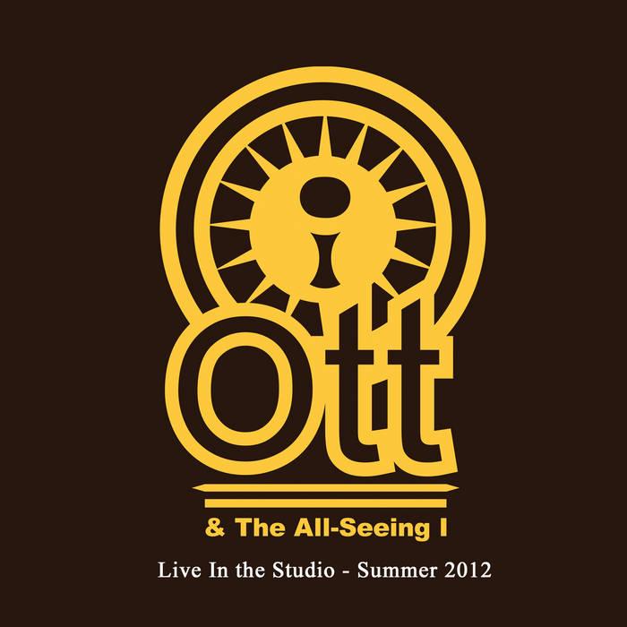 Live In The Studio. cover art