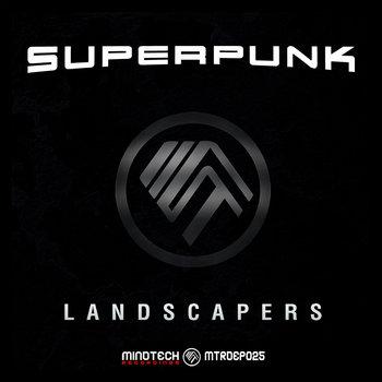 Superpunk EP cover art