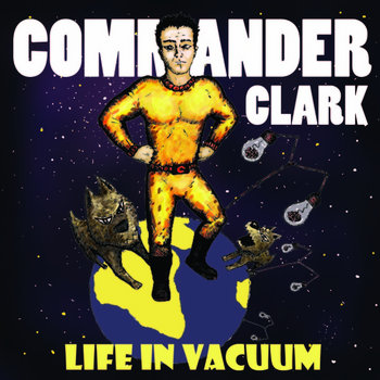Commander Clark cover art
