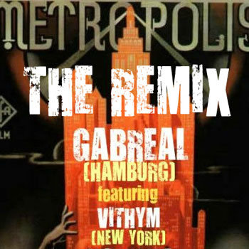 Metropolis (Palden Gates Remix) cover art