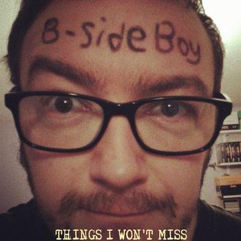 Things I Won't Miss E.P. cover art