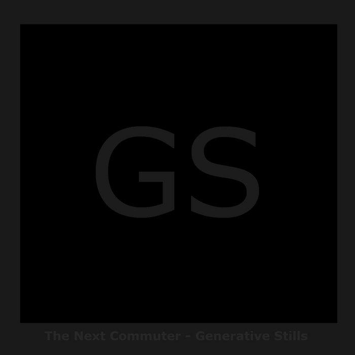 Generative Stills cover art