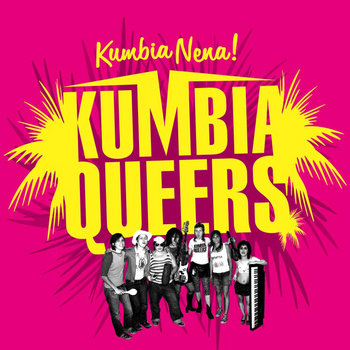 Kumbia Nena! cover art