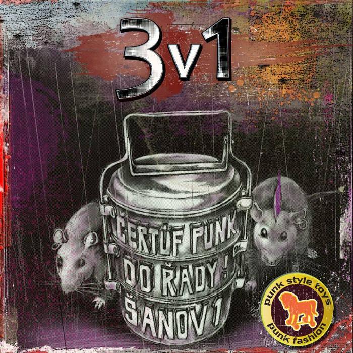 3 v 1 cover art