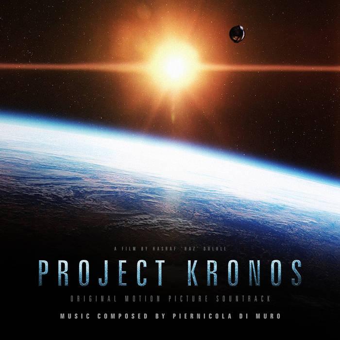 Project Kronos original soundtrack EP cover art