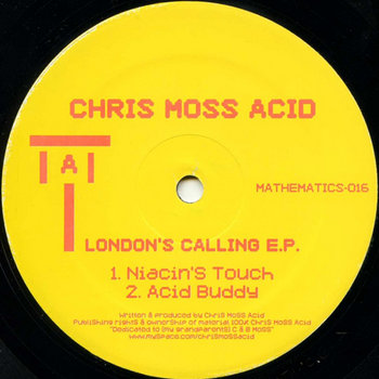 London's Calling E.P. cover art