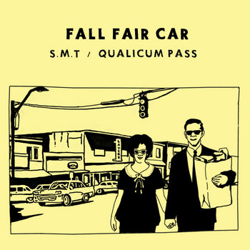 S.M.T. / Qualicum Pass cover art