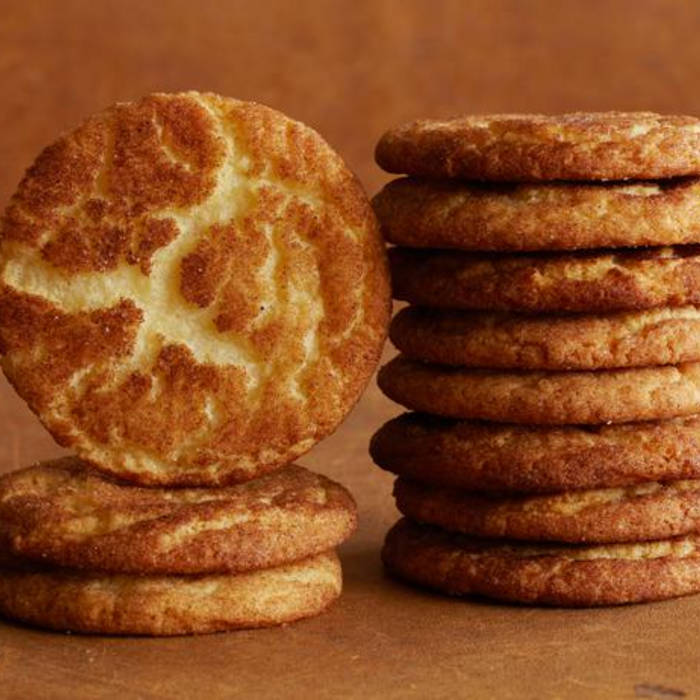 snickerdoodles cover art