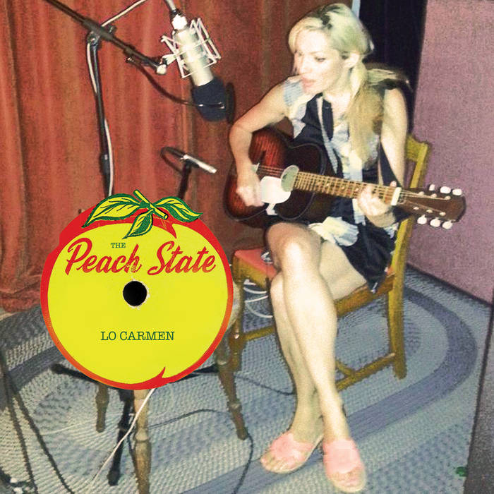 The Peach State EP cover art