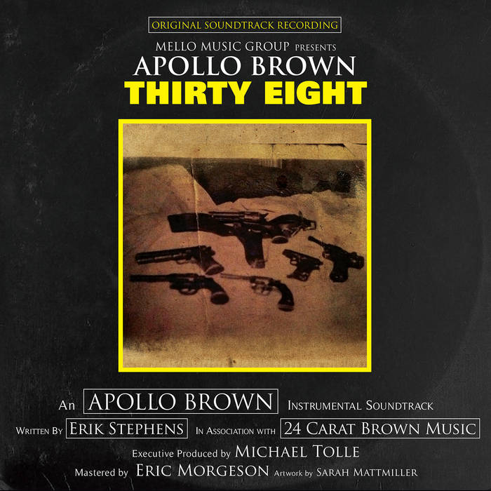 Thirty Eight cover art