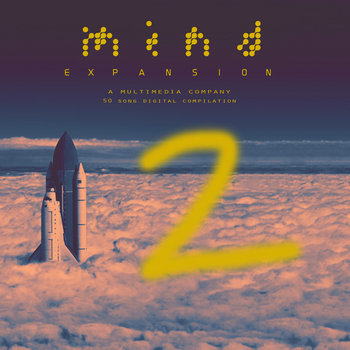 a Mind Expansion digital compilation 2 cover art