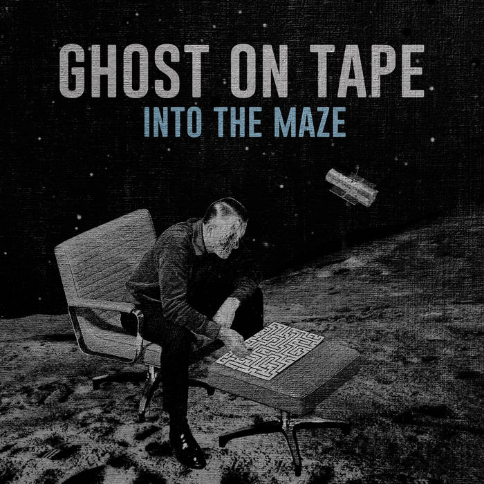 INTO THE MAZE cover art
