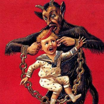 A FLESHPATTY CHRISTMAS cover art