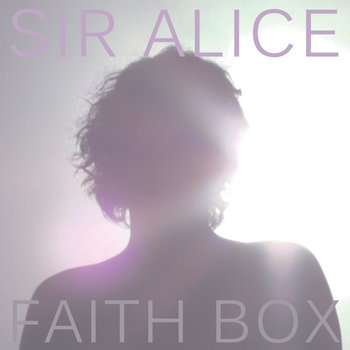 FAITH BOX EP cover art