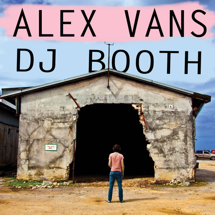 DJ BOOTH (full length digital download) cover art