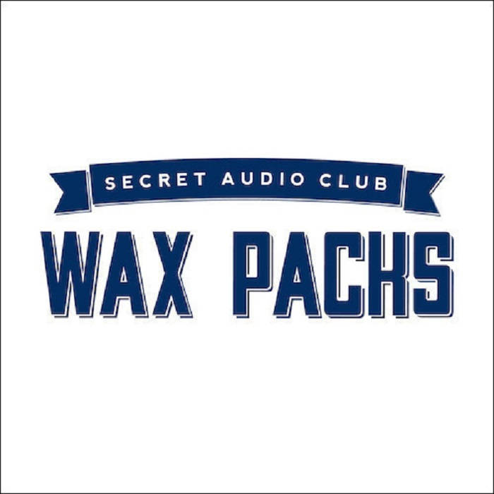 Wax Packs Series 1 cover art