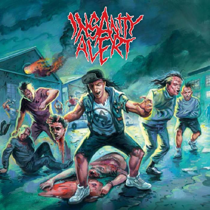 Insanity Alert cover art