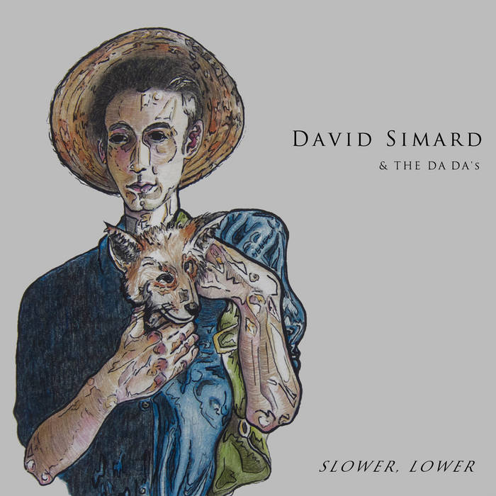 Slower, Lower cover art