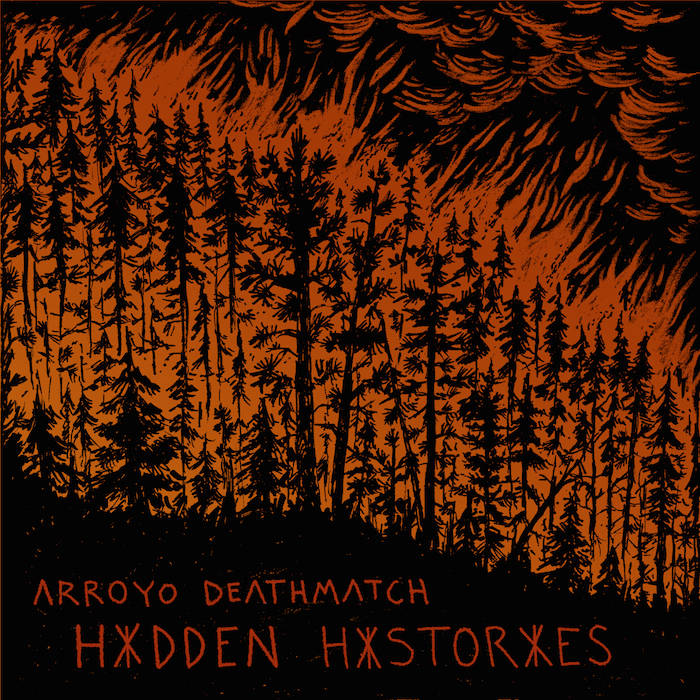 Hidden Histories cover art