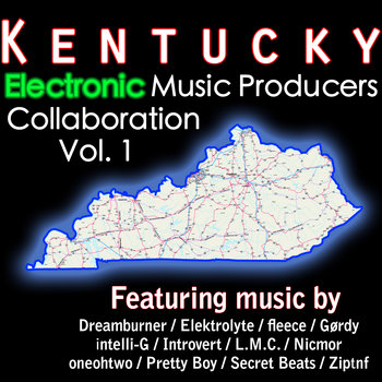 Kentucky Electronic Music Producers Collaboration Vol. 1 cover art