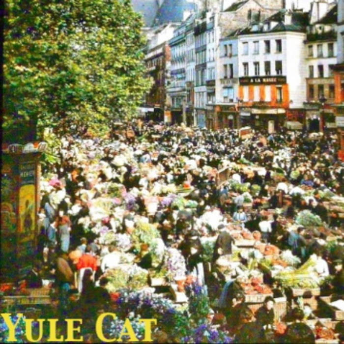 Yule Cat cover art