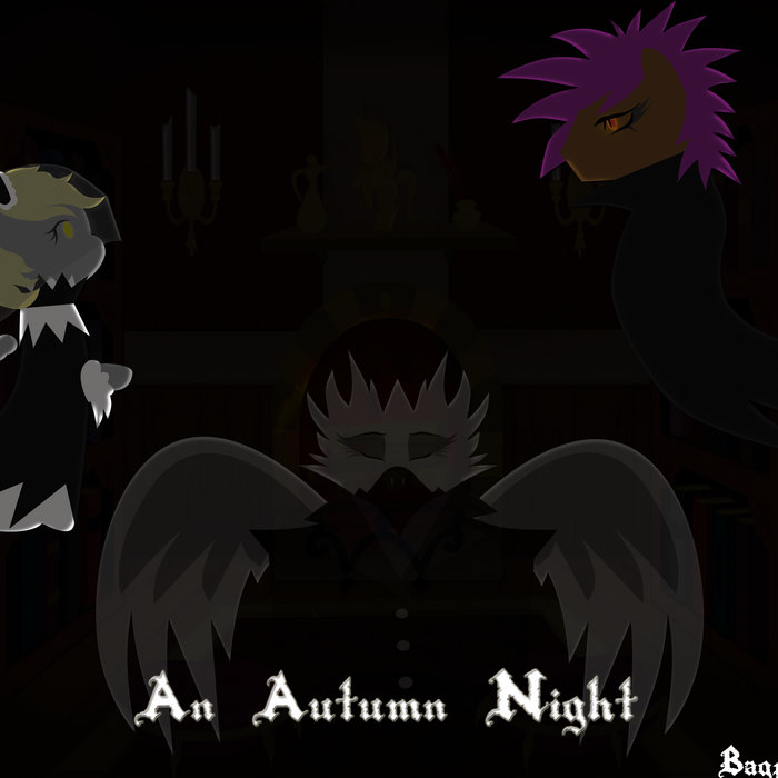 Autumn Night (single) cover art