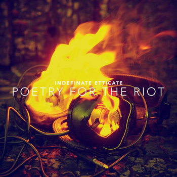 Poetry for the Riot cover art