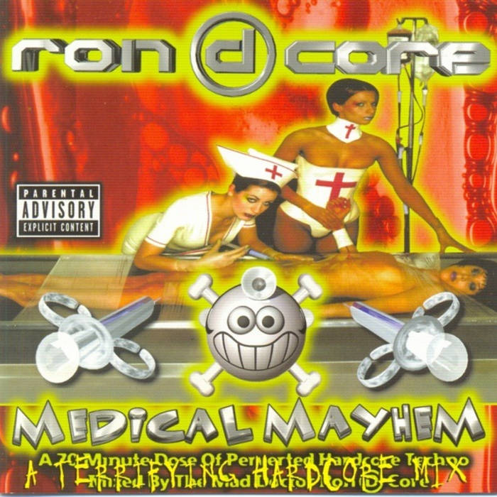 Medical Mayhem cover art