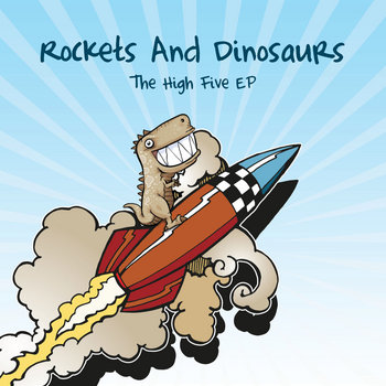 The High Five EP cover art