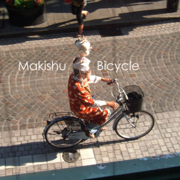 Bicycle cover art