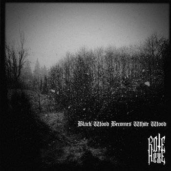 Black Wood Becomes White Wood cover art