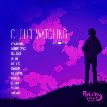 Cloud Watching Volume 3 cover art