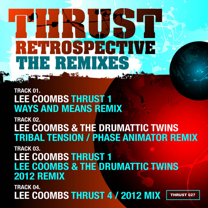 Thrust Retrospective Remixes and Competition Winners cover art