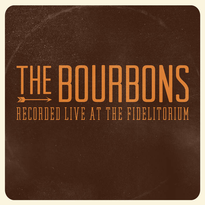 Recorded Live at the Fidelitorium cover art