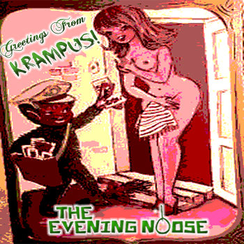Greetings From Krampus cover art