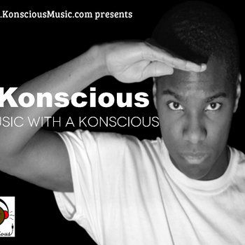 Music With A Konscious EP cover art