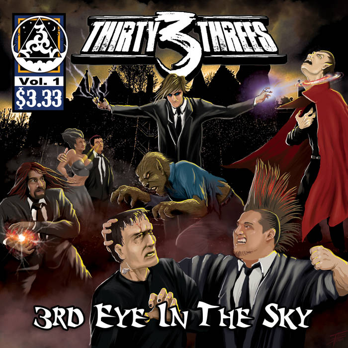 3rd Eye In The Sky cover art