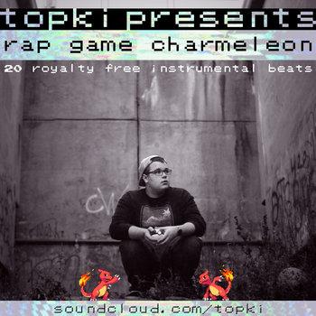 rap game charmeleon cover art