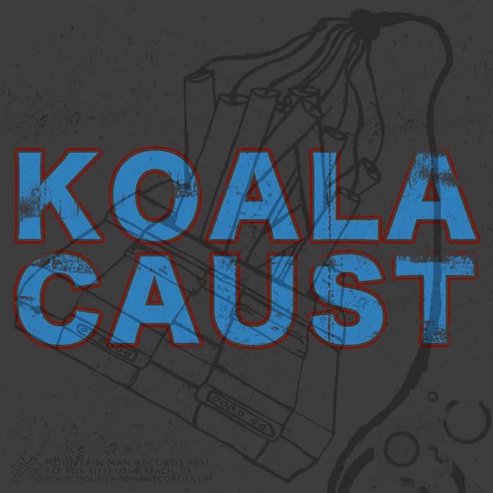 Koalacaust/Big Kids Split cover art