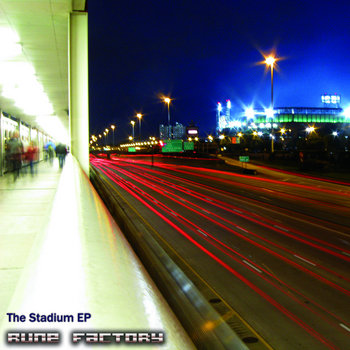 The Stadium EP cover art