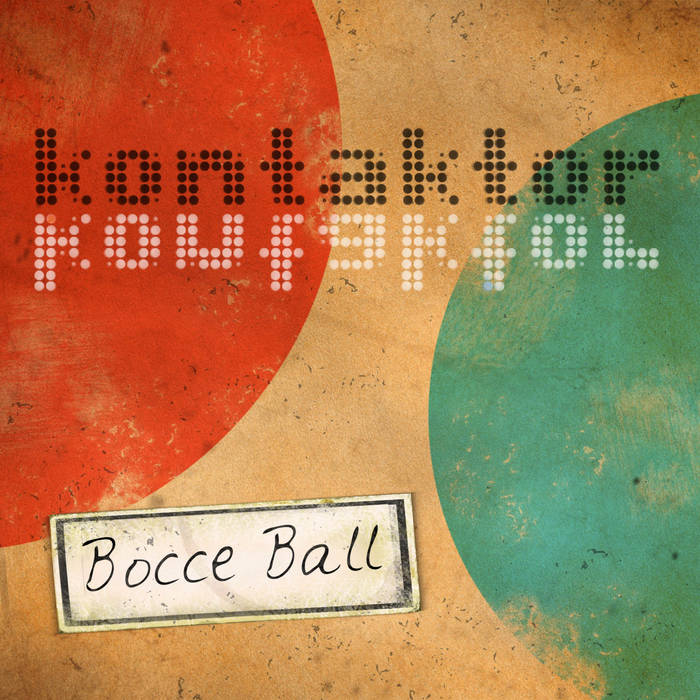 Bocce Ball cover art