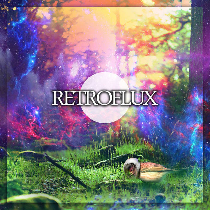 Retroflux cover art
