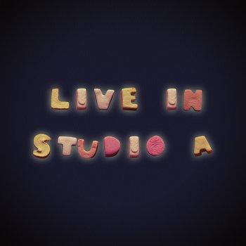 Cosmic Machine - Live in Studio A (UC Davis KDVS Radio) cover art