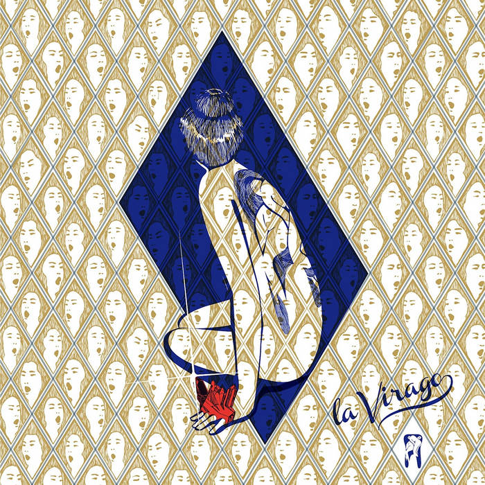 La Virago (album 2012) cover art