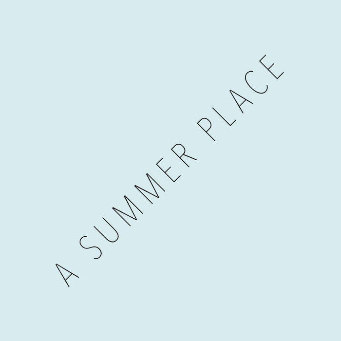 A Summer Place cover art